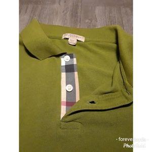 Men's Burberry Polo shirt